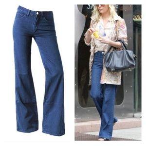 "90""s High Rise Flair Leg Ralph Lauren Jeans"
